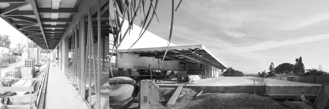 Visita de obra proyecto arquitectura